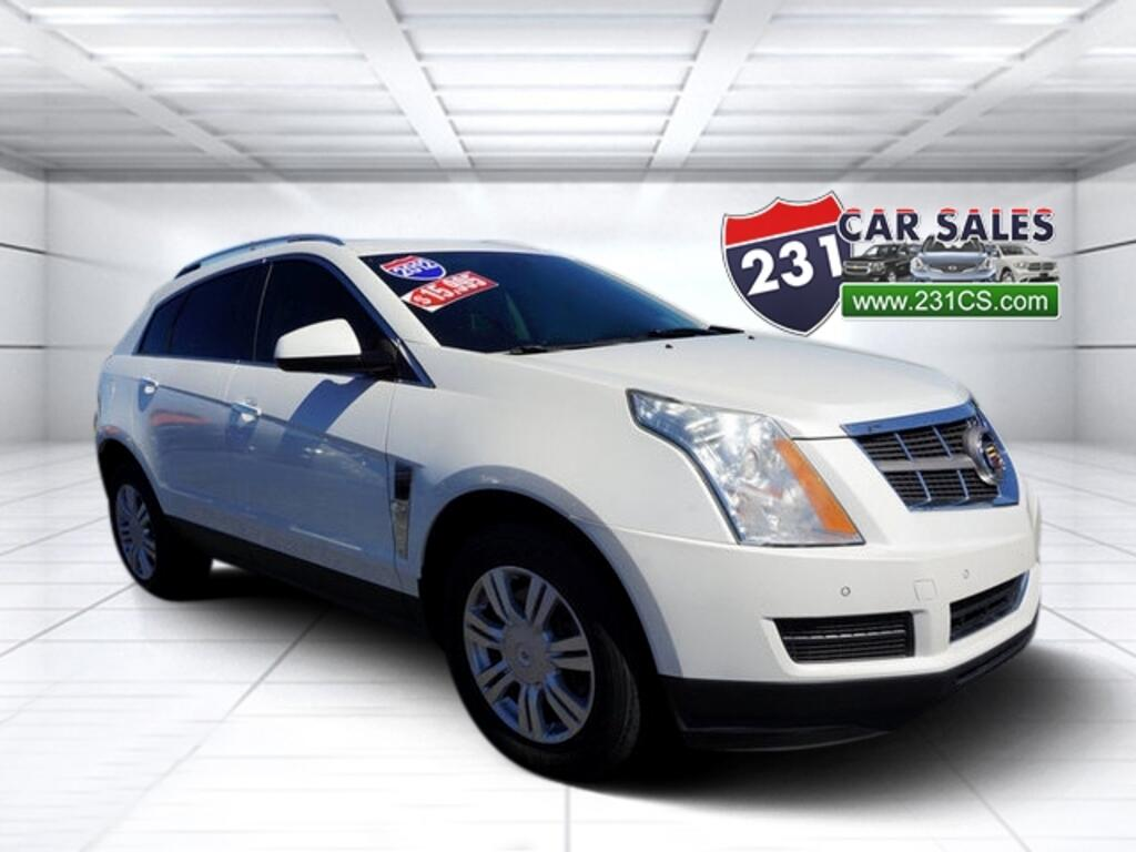 2012 Cadillac SRX Luxury Collection FWD