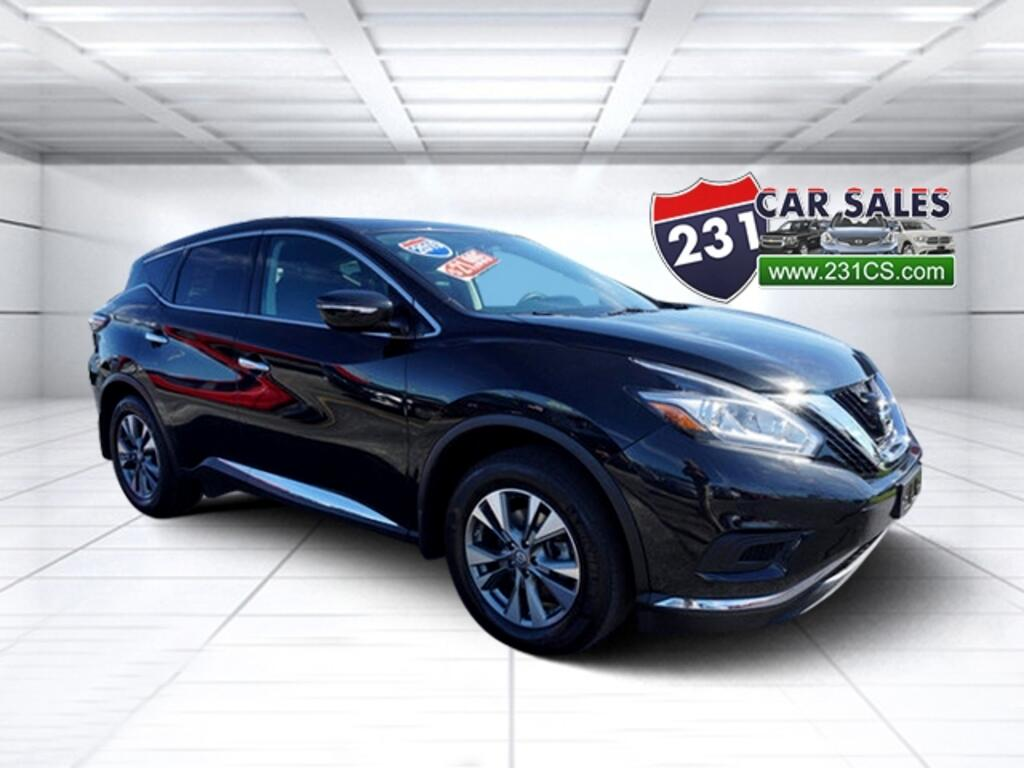 2015 Nissan Murano S All Wheel Drive