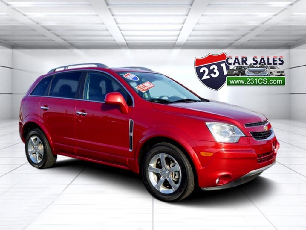 2014 Chevrolet Captiva Sport LT FWD