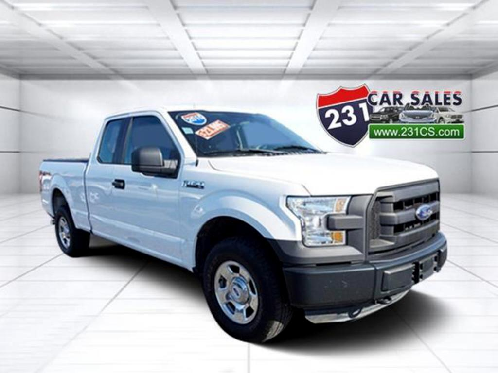2015 Ford F-150 SuperCab XL 4x4 5.0L