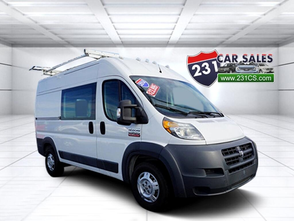 2014 RAM Promaster 2500 High Roof 136WB