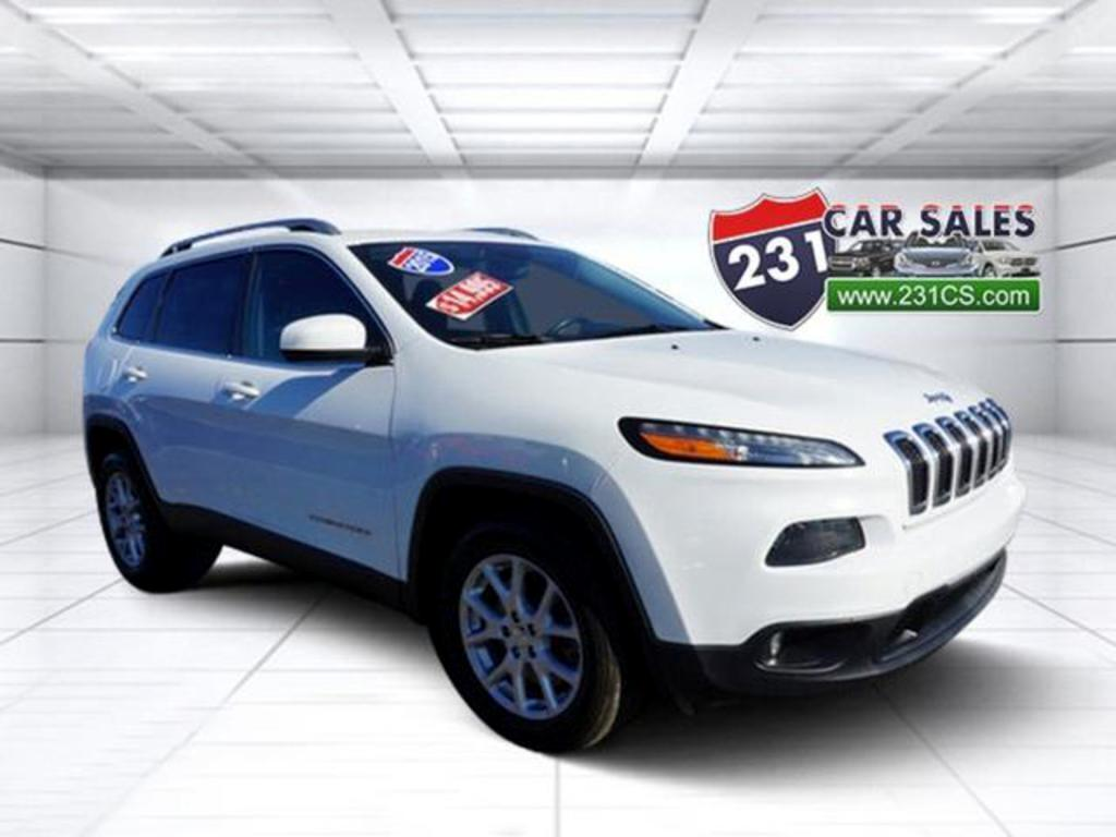 2015 Jeep Cherokee Latitude 2WD