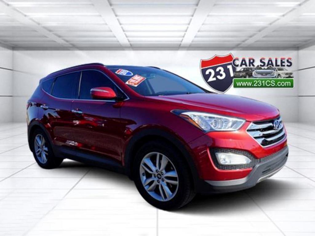 2015 Hyundai Santa Fe 2.0T FWD