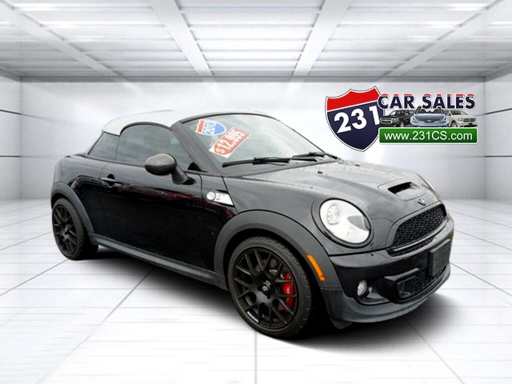 2013 MINI Coupe S