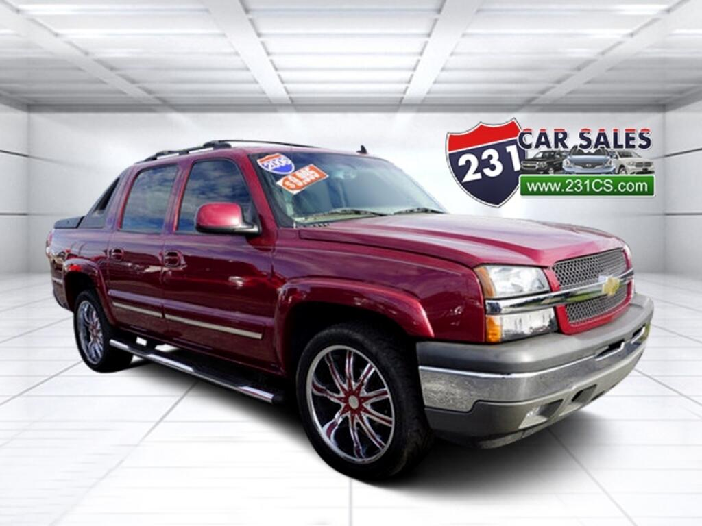 2006 Chevrolet Avalanche 1500 5dr 130 WB 2WD LT