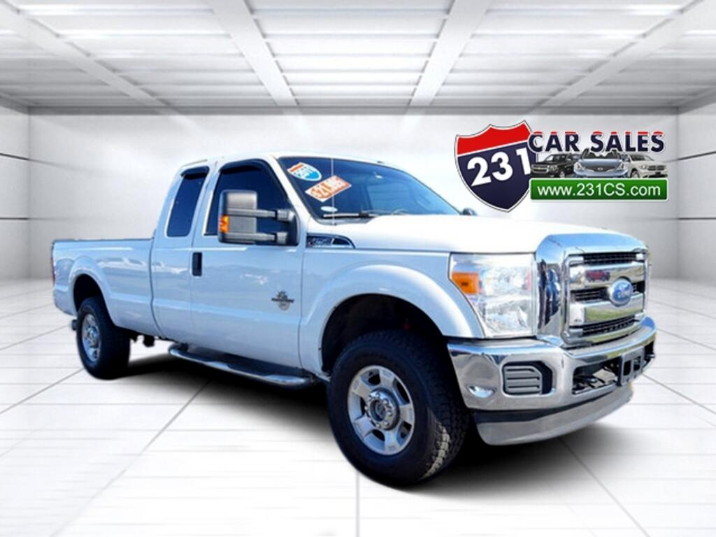 2011 Ford F-250 SD XLT 4WD 158WB