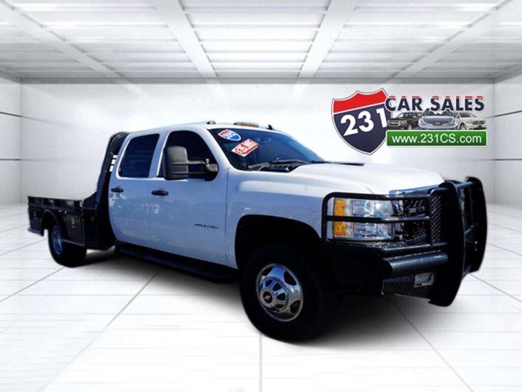 2012 Chevrolet Silverado 3500HD 3500HD LT 4WD 167WB