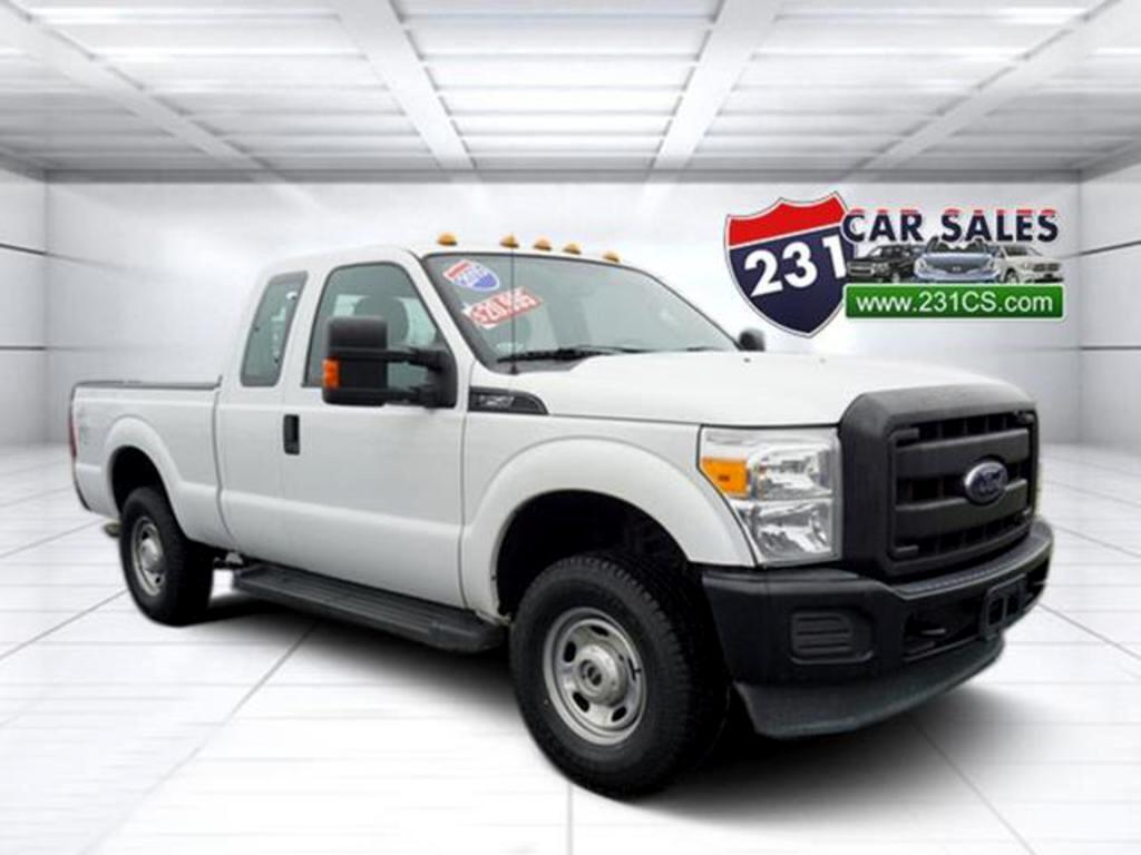 2015 Ford F-250 SD XL 4WD 142WB