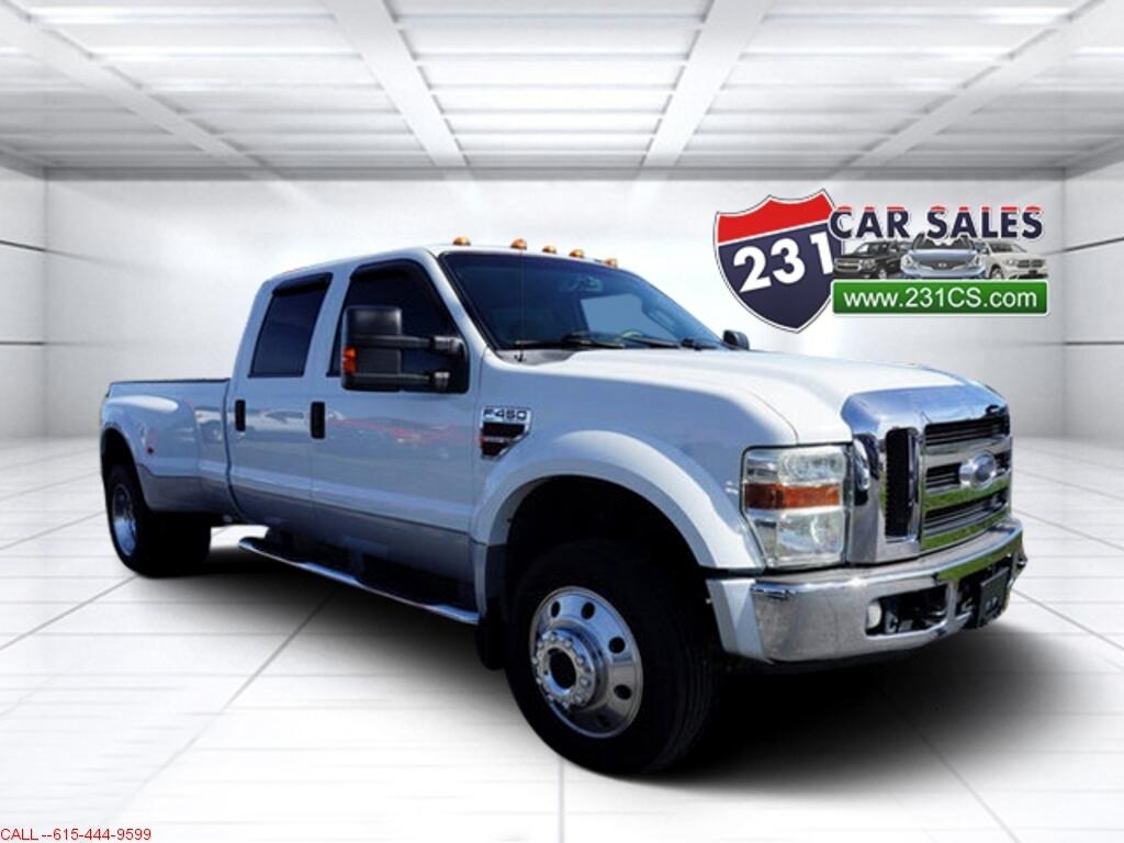 2008 Ford F-450 SD Lariat 4WD 172WB
