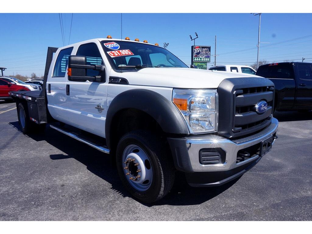 2015 Ford F-450 SD XL 2WD DRW 176WB