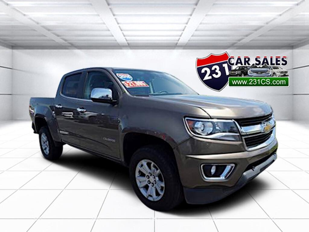 2015 Chevrolet Colorado LT 4WD 128WB