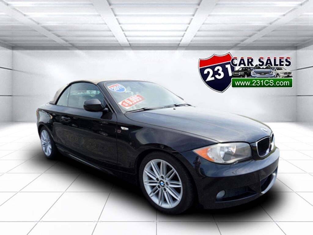 2011 BMW 1-Series 128i
