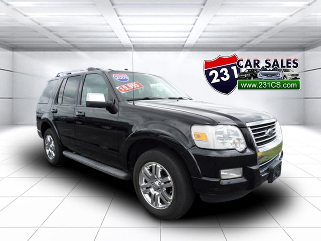 2009 Ford Explorer Limited 4WD