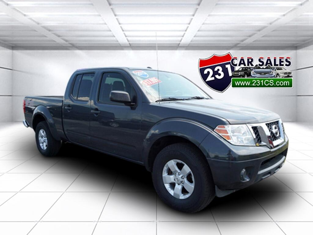 2013 Nissan Frontier SL 4WD
