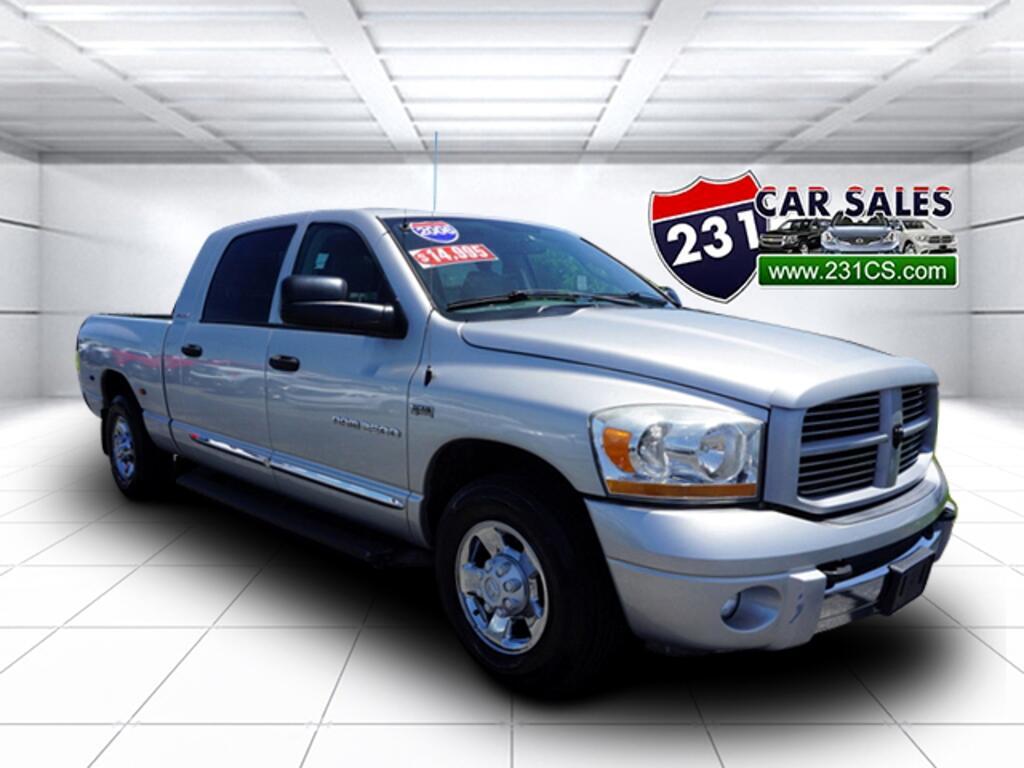2006 Dodge Ram 2500 2500 Laramie 160WB