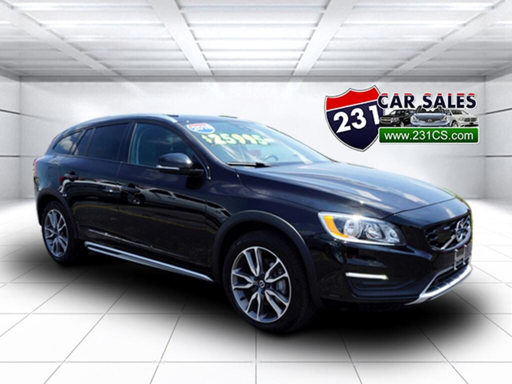 2018 Volvo V60 Cross Country T5 Cross Country AWD
