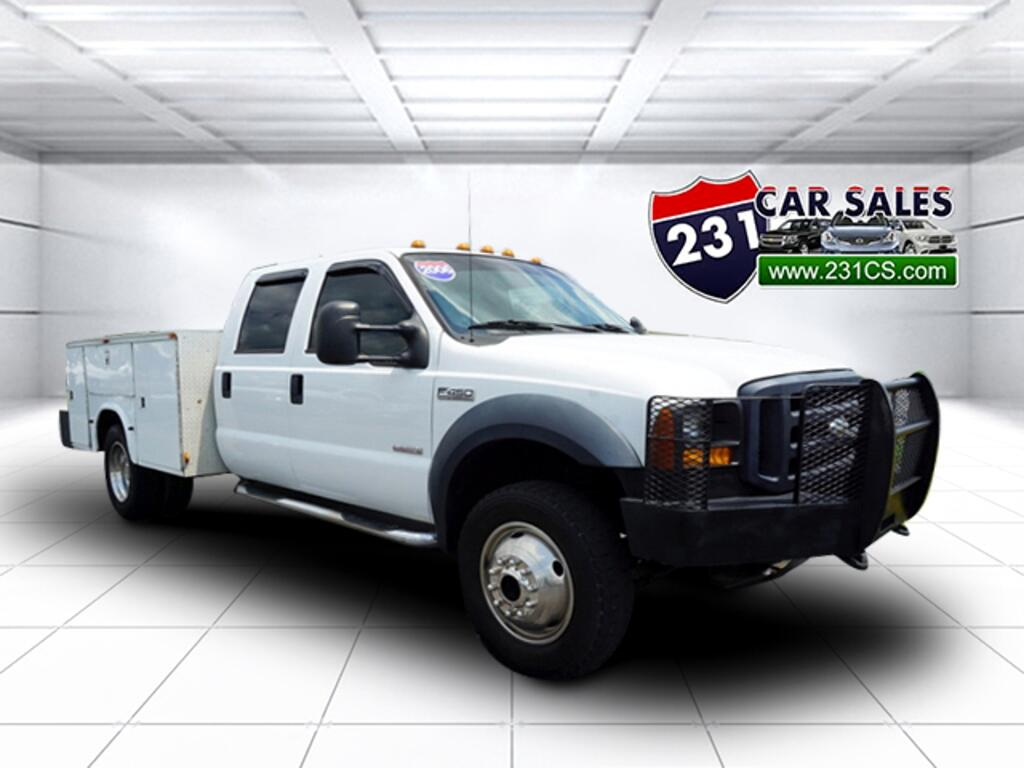 2006 Ford F-450 SD XL SD 4WD DRW