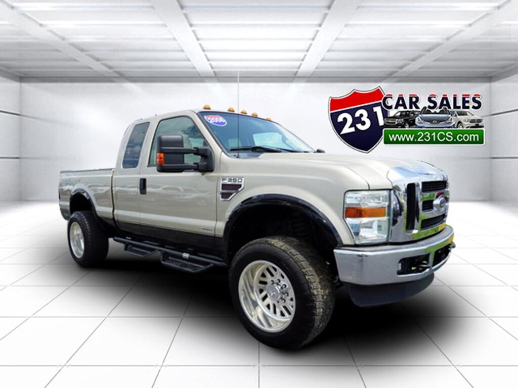 2008 Ford F-350 SD Lariat 4WD 142WB