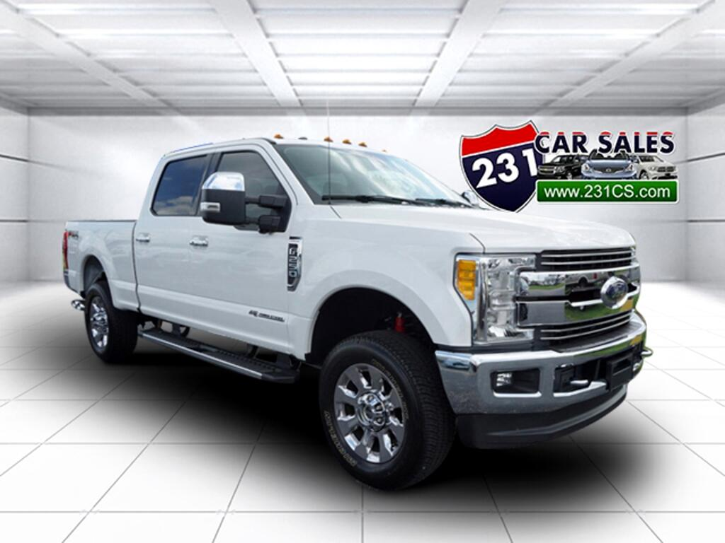 2017 Ford F-250 SD Lariat 4WD 8ft Box