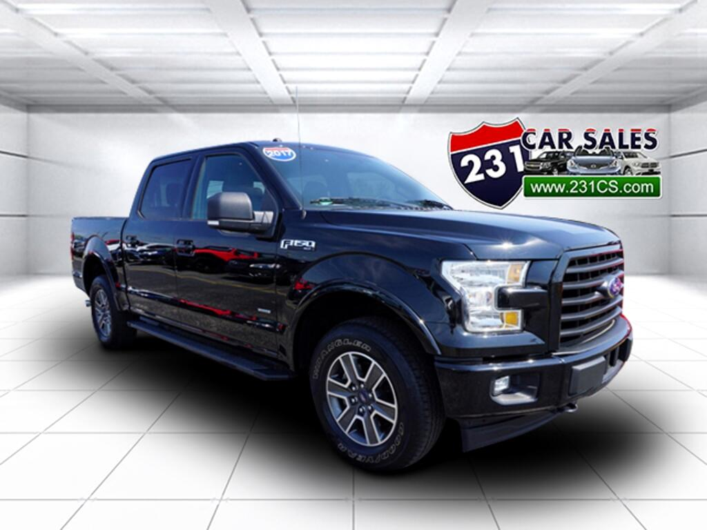 2017 Ford F-150 XLT 4WD 5.5ft Box