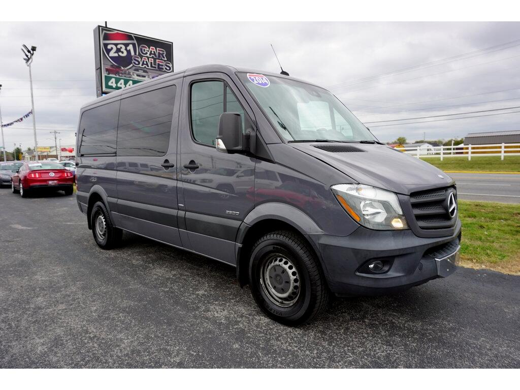 2014 Mercedes-Benz Sprinter 2500 144WB