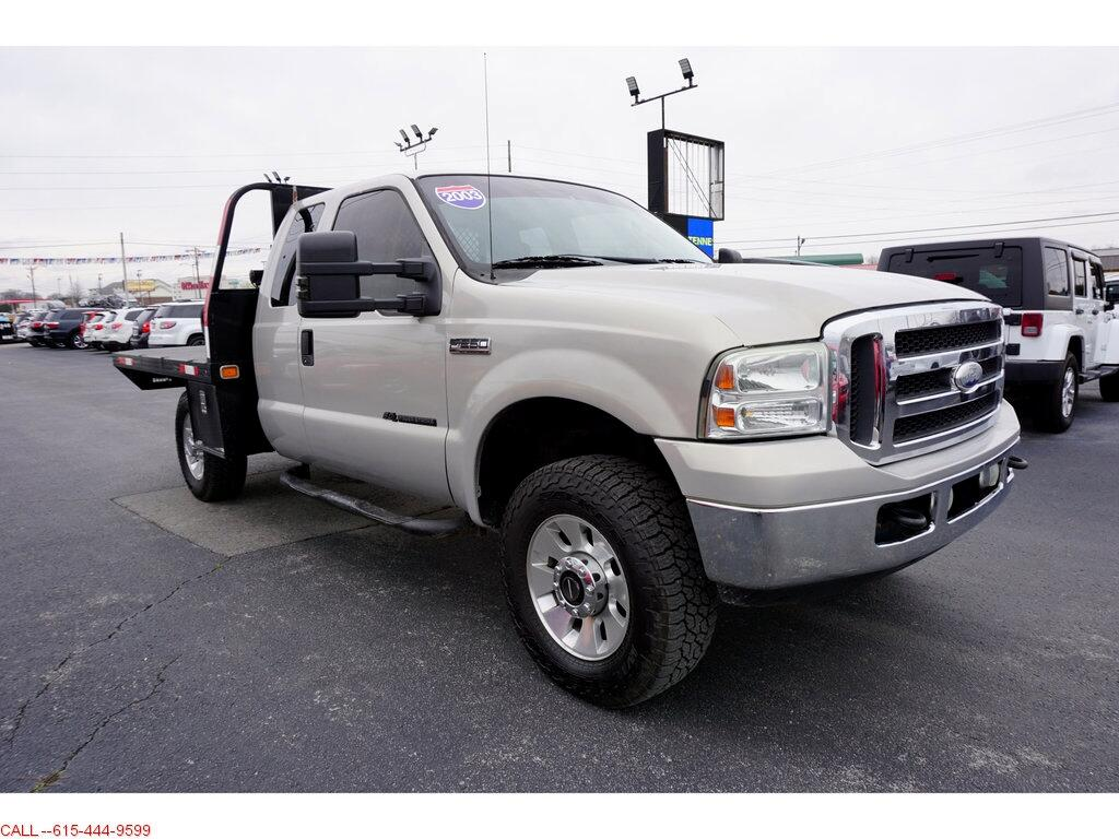 Ford F-250  2003