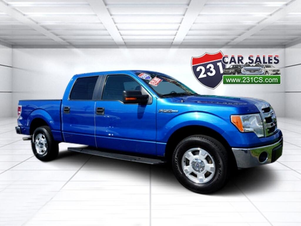 2013 Ford F-150 XLT Supercrew 4x2
