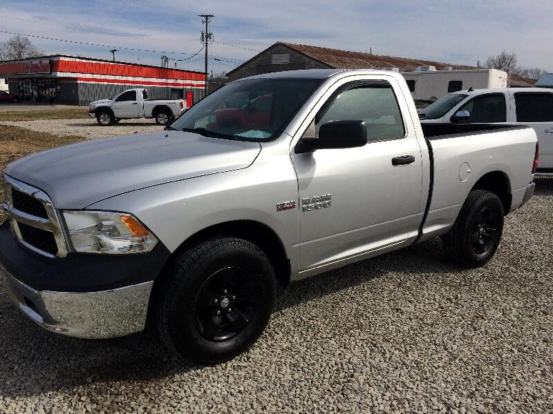2014 RAM 1500 Tradesman Regular Cab SWB 4WD