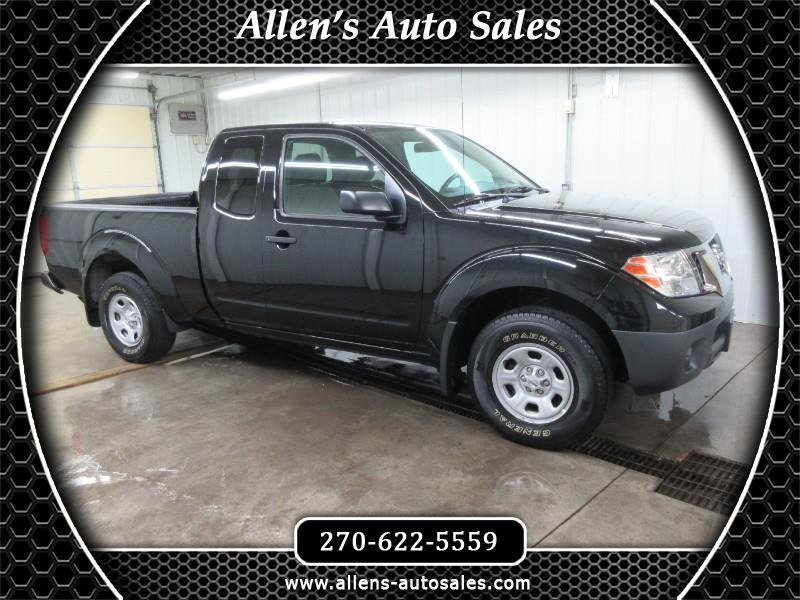 Nissan Frontier S King Cab I4 5MT 2WD 2018