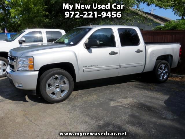 2011 Chevrolet Silverado 1500 LT Crew Cab 2WD