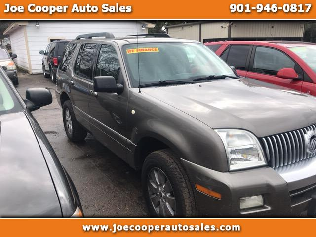 2006 Mercury Mountaineer Convenience 4.0L AWD