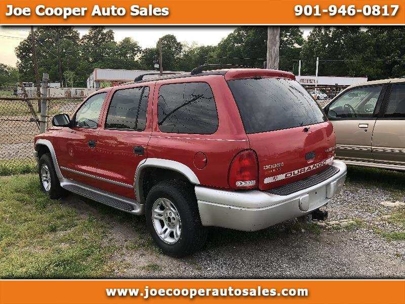 2003 Dodge Durango SLT Plus 4WD