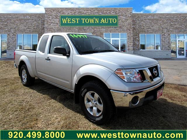 2011 Nissan Frontier King Cab 4x4 SV V6 Auto