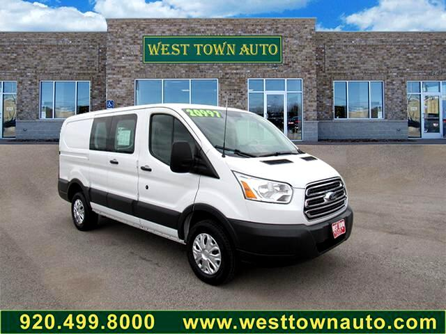 "2015 Ford Transit T-250 130"" Low Rf 9000 GVWR Swing-Out RH Dr"
