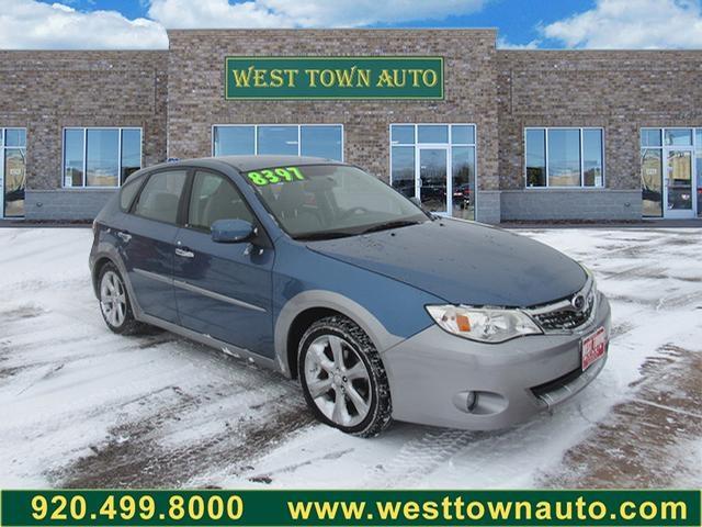 Subaru Impreza Wagon 5dr Auto Outback Sport 2009