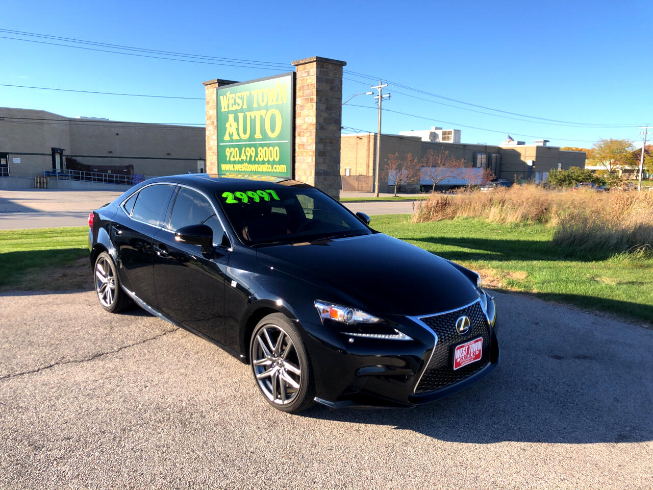 Lexus IS 350 4dr Sdn AWD 2015