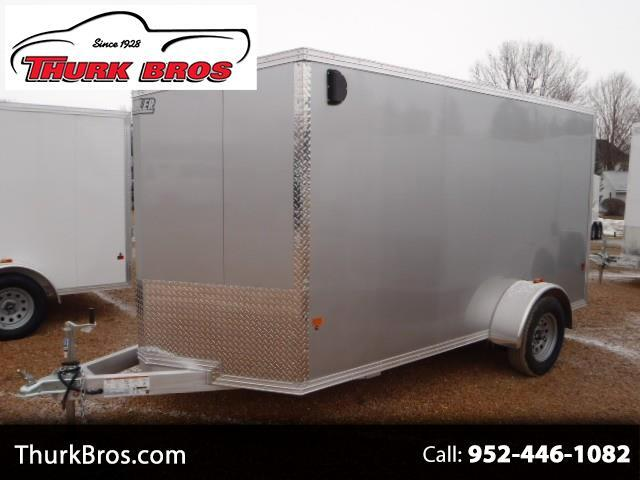 2018 E-Z Hauler Cargo 612 Single Axle