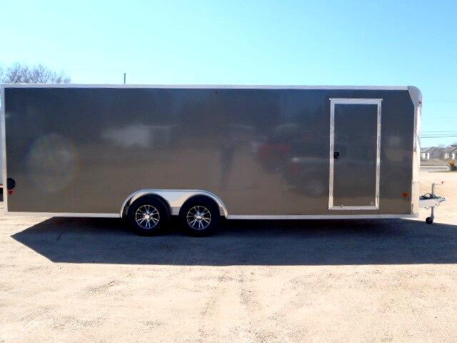 2018 E-Z Hauler Cargo 8x24 Car Hauler