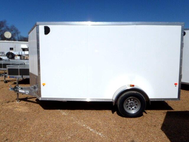 2018 E-Z Hauler Cargo 6X12 SINGLE AXLE