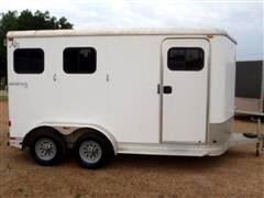 2007 Kiefer Manufacturing 2 Horse BP