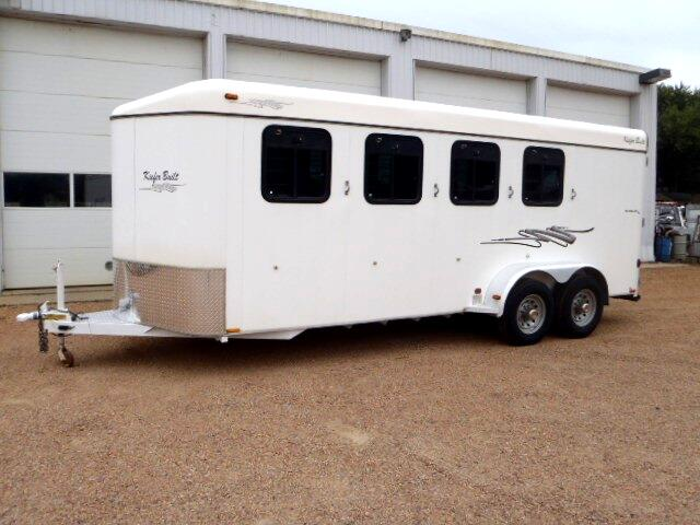 1999 Kiefer Manufacturing 4 Horse BP EAGLE XLA