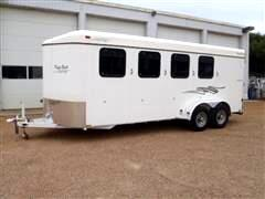 1999 Kiefer Manufacturing 4 Horse BP