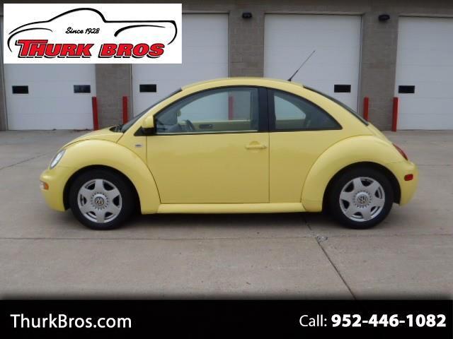 1999 Volkswagen New Beetle GLS TDI
