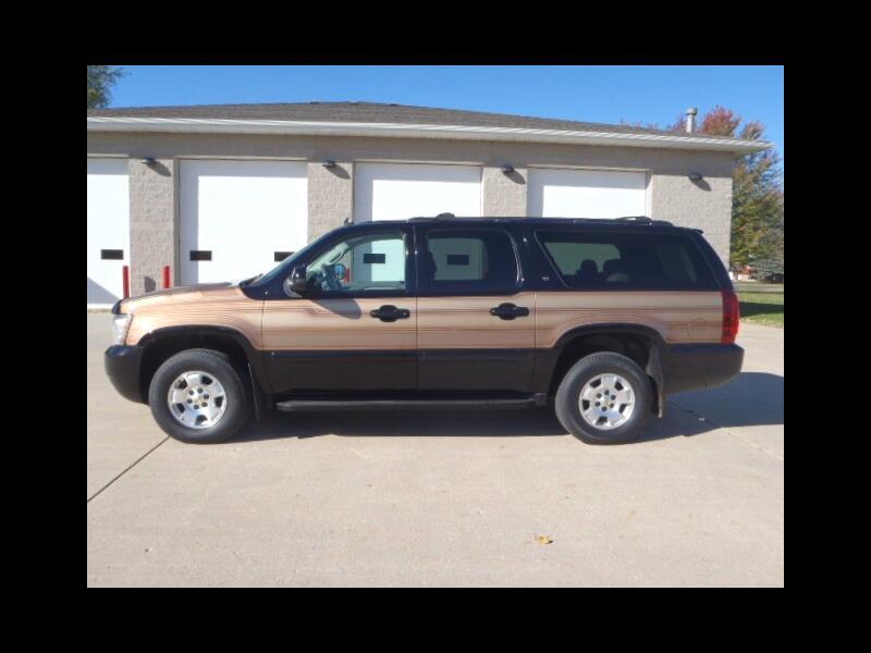 2008 Chevrolet Suburban 1500 4WD LT