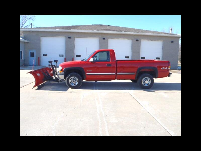1999 Chevrolet Silverado 2500 Regular Cab 4WD