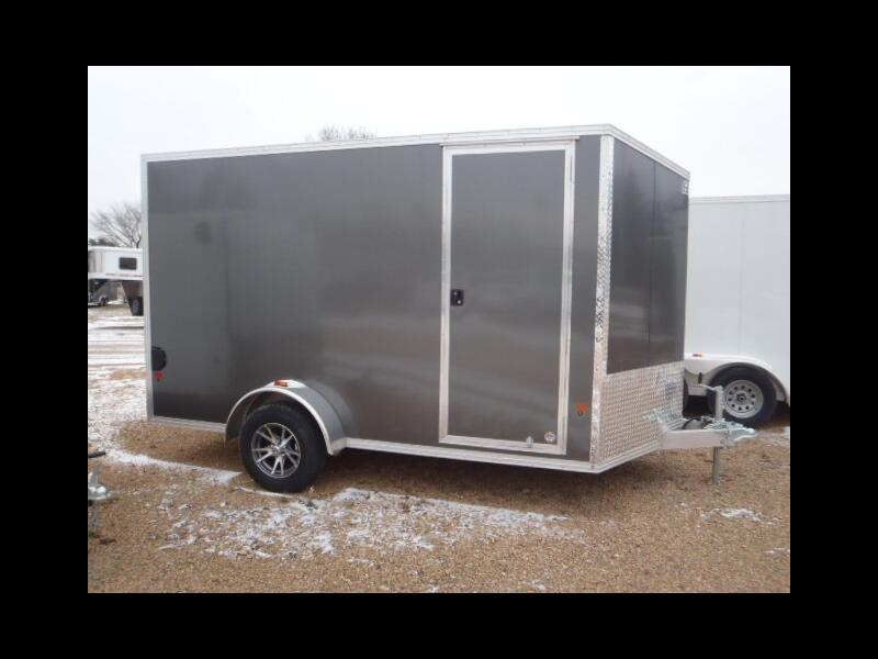 2018 E-Z Hauler Cargo 7x12 Single Axle w/brakes