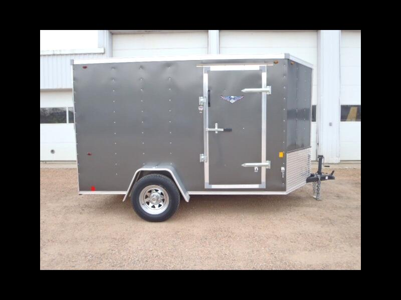 2017 Interstate Enclosed Trailer