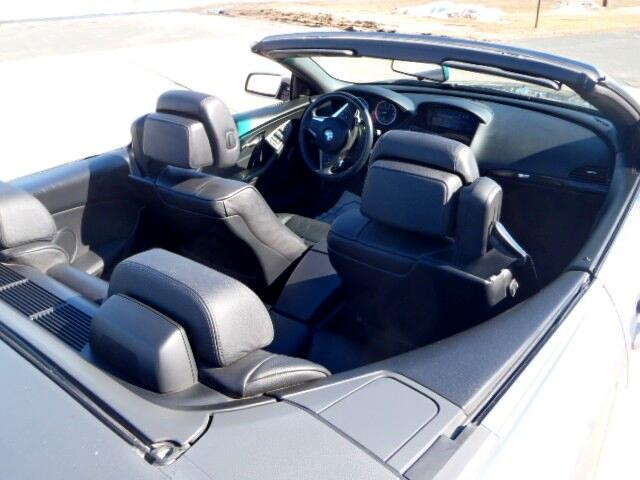 2008 BMW 6-Series 650i Convertible