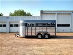 2013 Kiefer Manufacturing Livestock BP