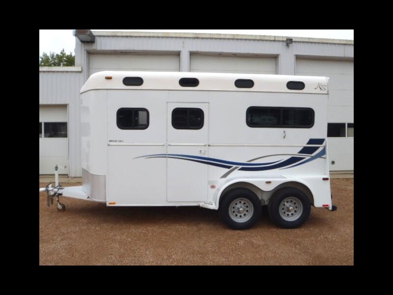2000 Kiefer Manufacturing 2 Horse BP Straight Load